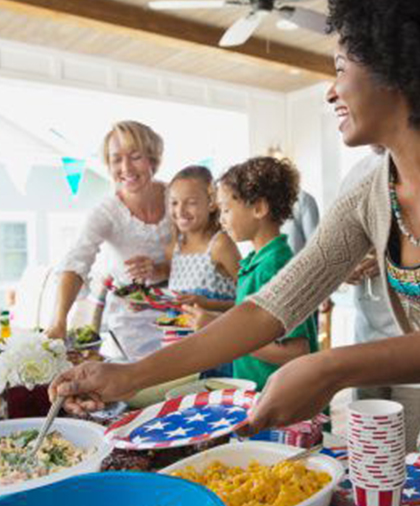 6 HEALTHY EATING TIPS FOR YOUR 4TH OF JULY BBQ